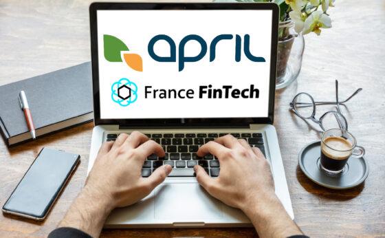 Courtage : April rejoint France Fintech