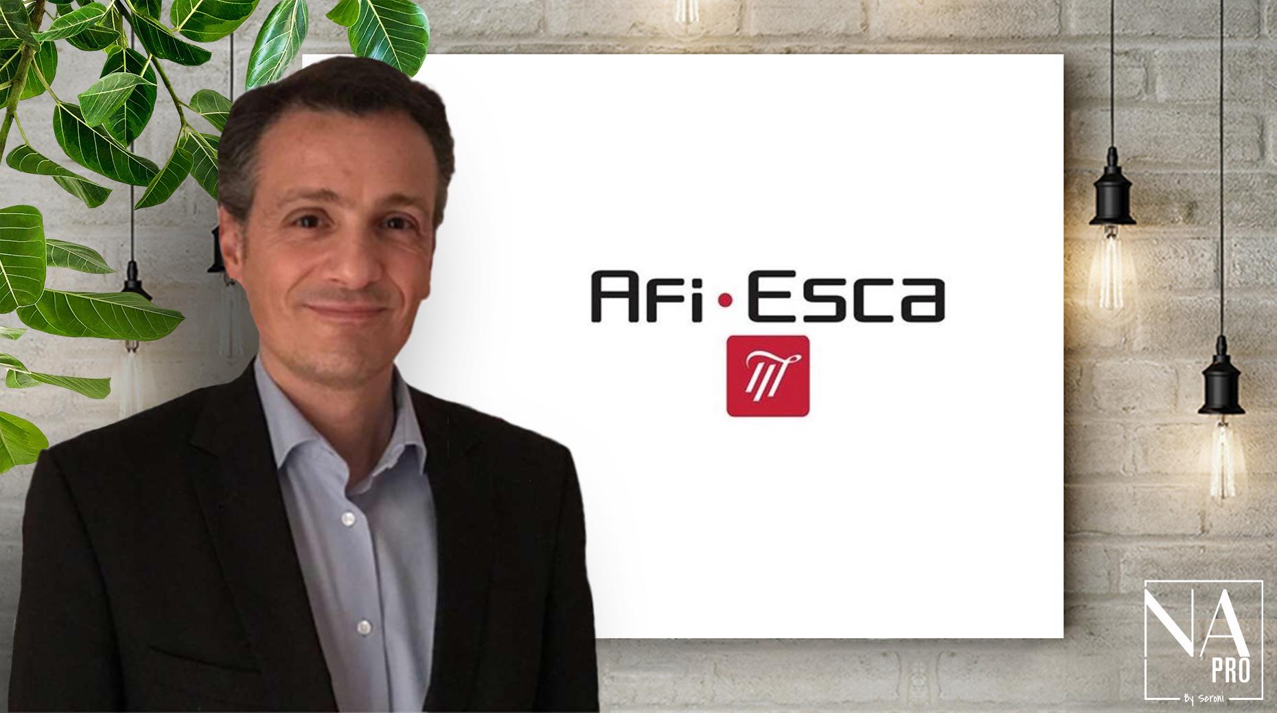Nomination : Elie Toledano prend la tête d'Afi Esca