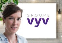 Noémie Foort, groupe Vyv