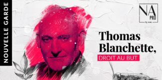 Thomas Blanchette portrait