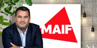 Nicolas Boudinet du groupe Maif