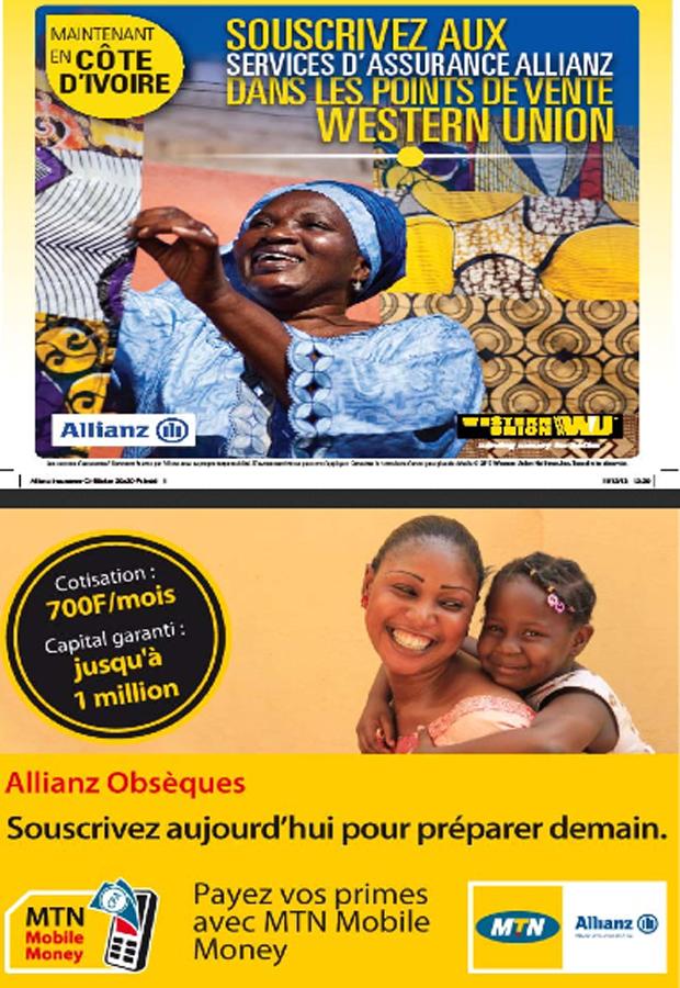 Allianz Africa Allianz France