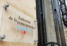 La siège de l'Autorité de la Concurrence