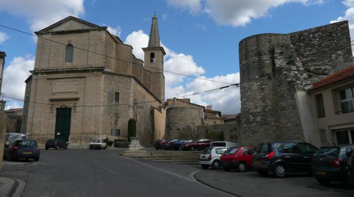 Caumont-sur-Durance