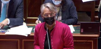 Elisabeth Borne Sénat