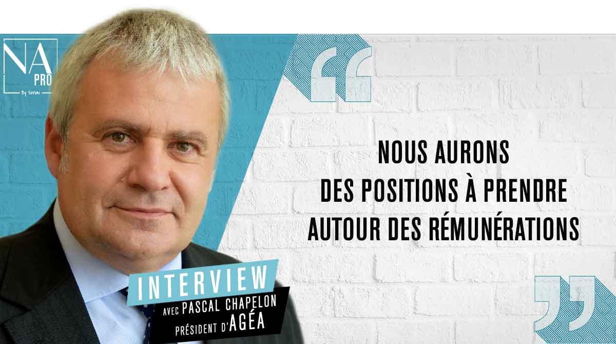 """Pascal Chapelon : """"Nous aurons des positions à prendre autour des rémunérations"""""""