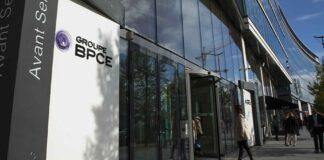 Le siège du Groupe BPCE