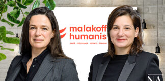 Marie-Anne Clerc et Peggy Séjourné