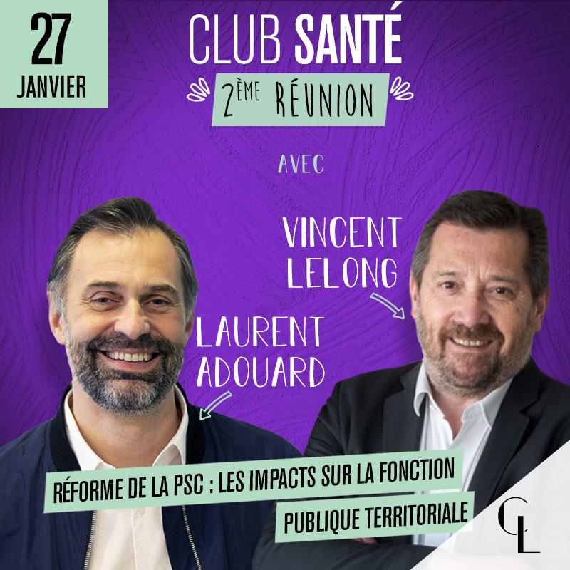 Club Santé - 2ème réunion