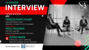 La Grande Interview : François-Xavier d'Huart, Katell Pouliquen et Olivier Hamon