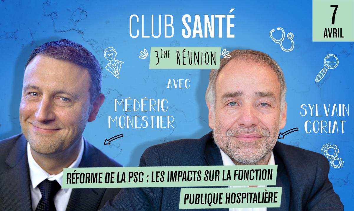 Club Santé - 3ème réunion