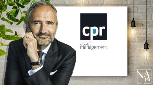 CPR AM : Olivier Mariée prend la direction générale