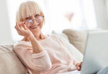 femme retraite
