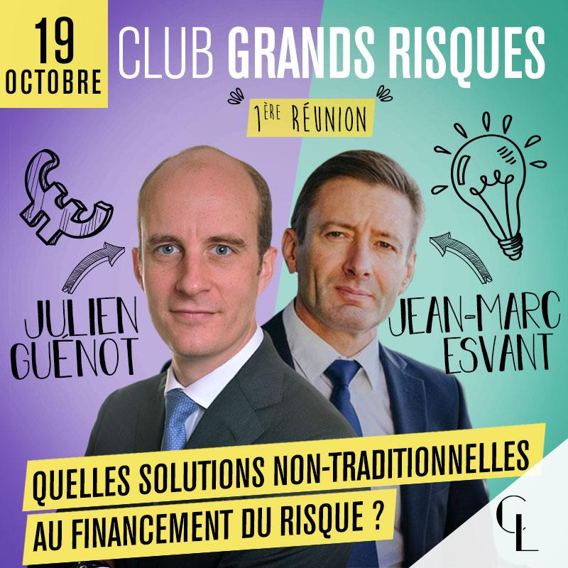 Club Grands Risques - 1ère réunion, saison 2021/2022
