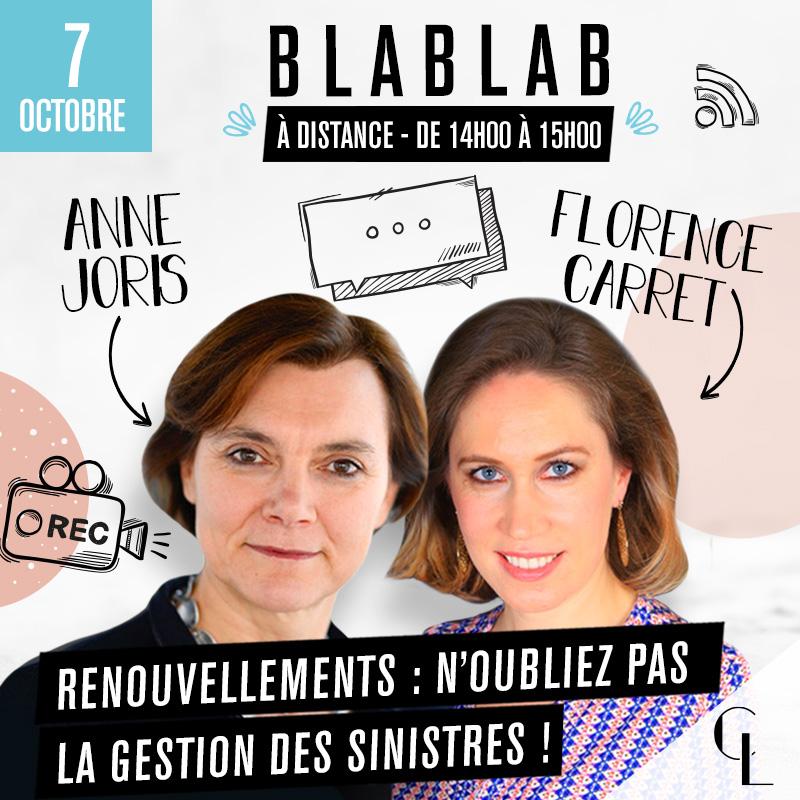 BlabLAB - Renouvellements : N'oubliez pas la gestion des sinistres !