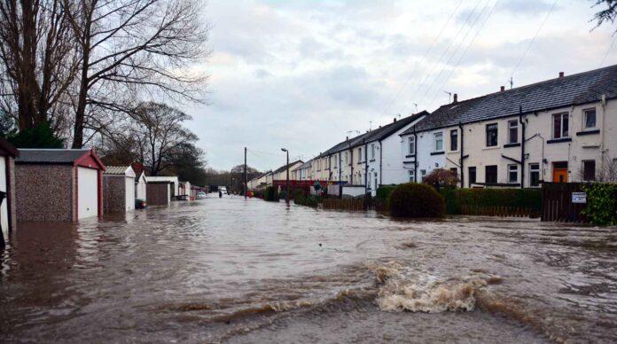 Des inondations (image d'illustration)