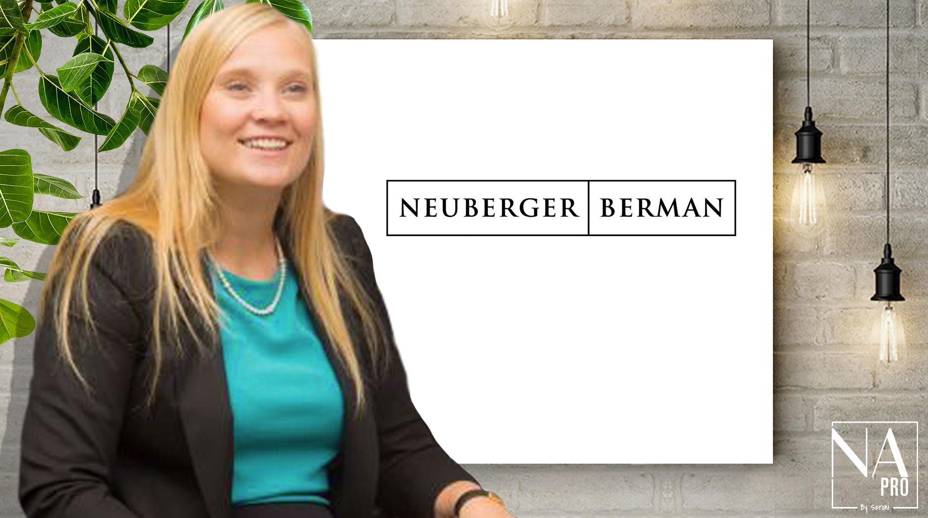 Nomination : Sarah Peasey rejoint Neuberger Berman