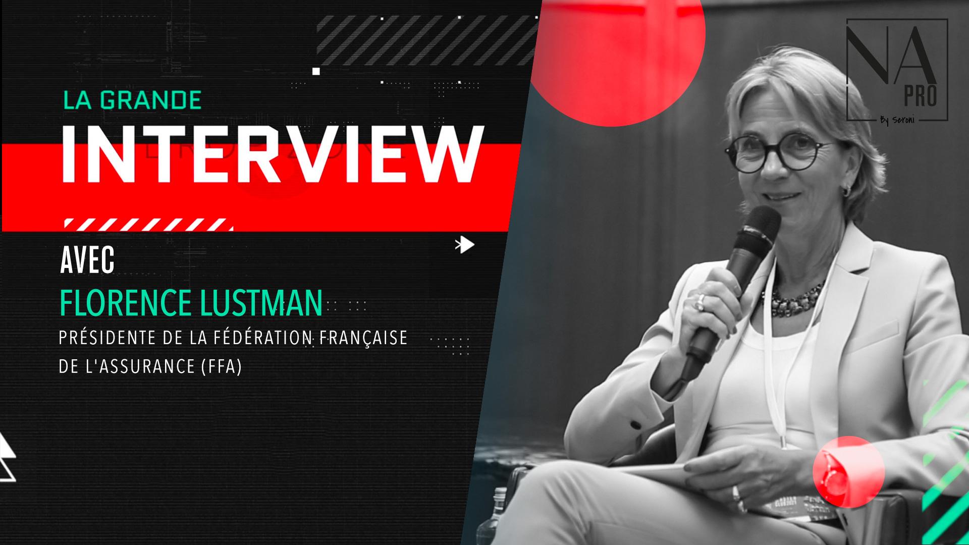 Florence Lustman, présidente de la FFA était présente au Master Club à Barcelone le 9 septembre dernier.