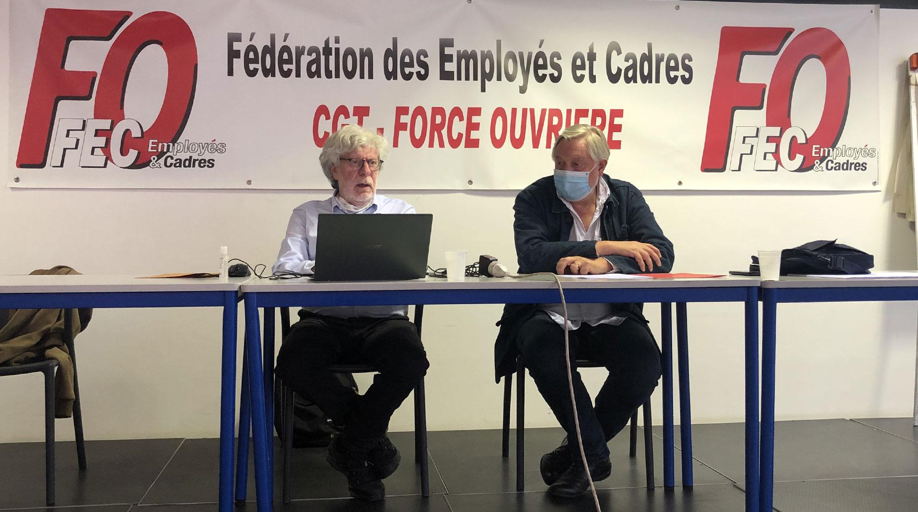 Generali/Klesia : FEC-FO remet le couvert sur les licenciements