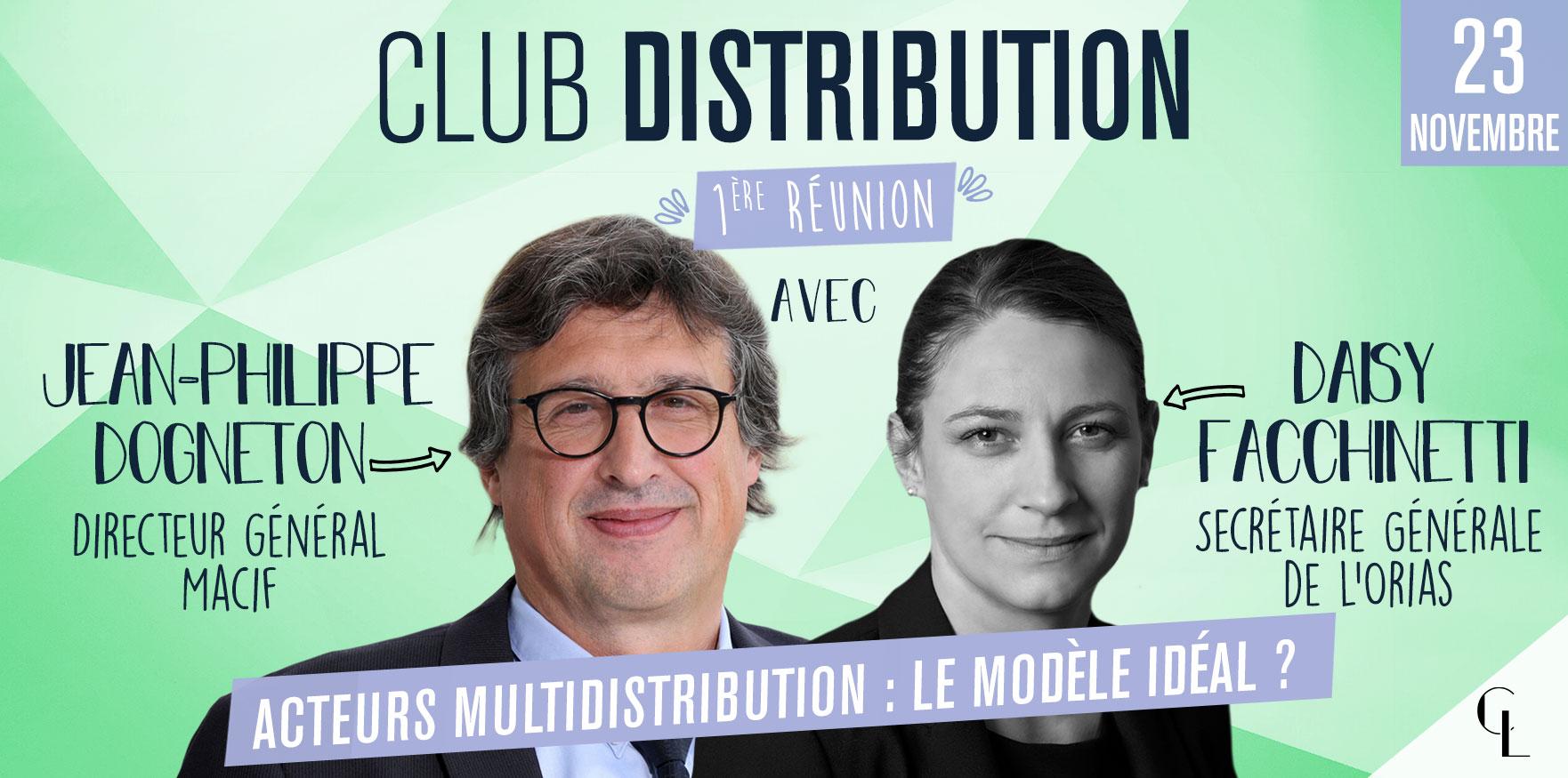 Club Distribution