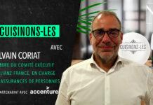 Sylvain Coriat d'Allianz France est l'invité de Cuisinons-Les