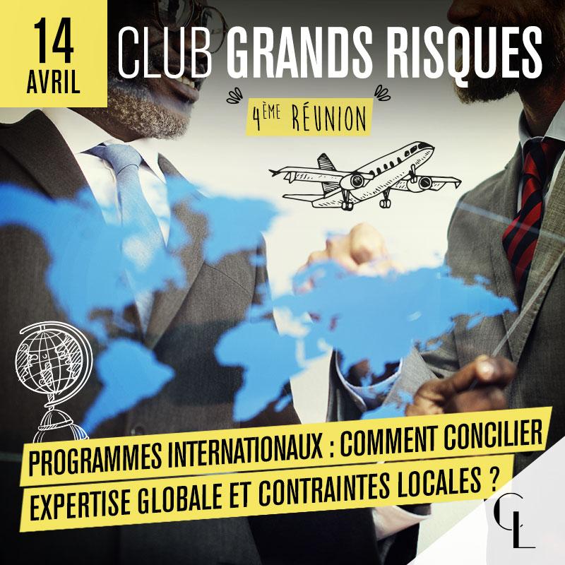 Club Grands Risques - 4ème réunion, saison 2021/ 2022