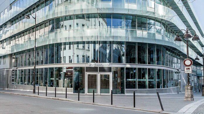 Le siège de l'ACPR à Paris.