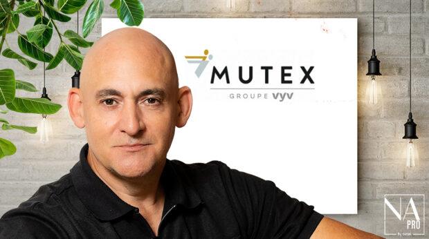 Groupe Vyv : Mutex change de président