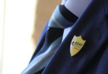 Adaf logo badge