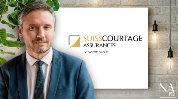 Nomination : Christophe Daleux rejoint Suisscourtage