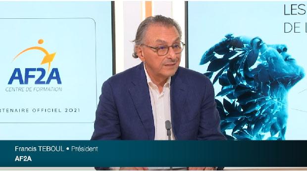 Interview Francis Teboul - PDG AF2A