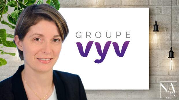Nomination : Cécile Lassus-Carrois devient DRH du groupe Vyv
